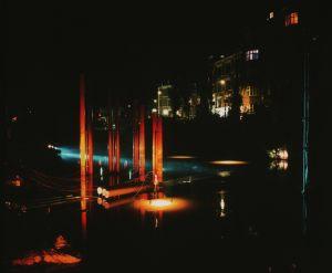 Up Stream Beat 1999, to aftenkoncerter på åen ved Huset Aarhus